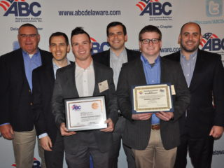 DiSabatino Wins Diversity Award and Highest ABC Safety Award