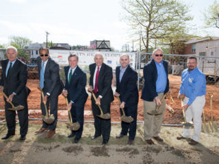 The Flats Redevelopment – Phase 1 Ribbon Cutting and Phase 2 Groundbreaking