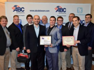 DiSabatino Wins Safety, Diversity, and Student Awards